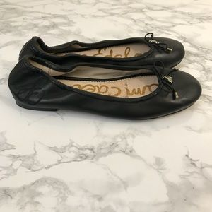 Sam Edelman Shoes - Sam Edelman Felicia Ballet Flat in Black Leather